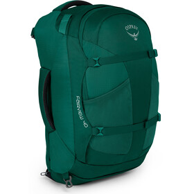 Osprey Fairview 40 Selkäreppu Naiset, rainforest green